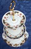 Vintage 3-tier cake stand (7) £5